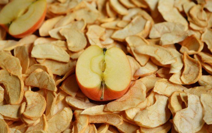 Suszone owoce – jedz dla zdrowia