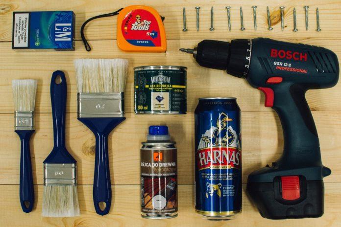 Jak przygotować pokój do remontu