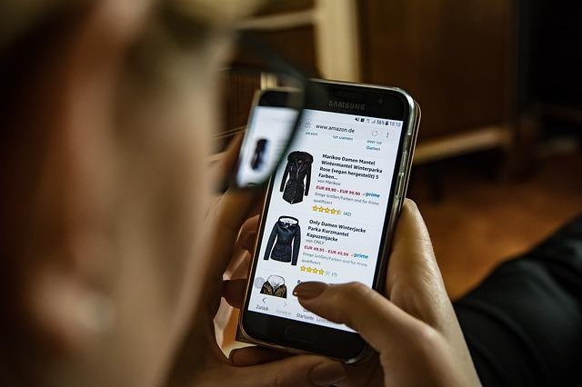 sklep internetowy z ubraniami