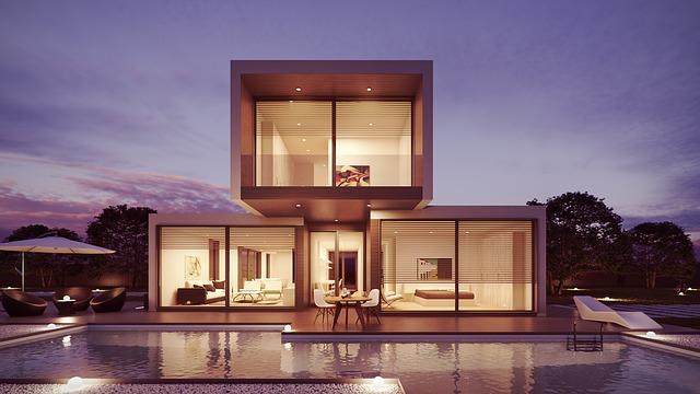 Niebanalne projekty domów