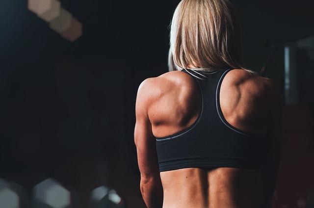 Siłownia. Muskulatura dająca pewność siebie