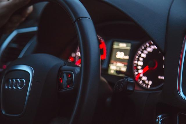 Audi A3 spalanie