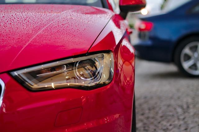 Audi TT RS spalanie
